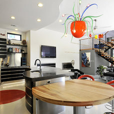 Modern Kitchen by Panache Interiors