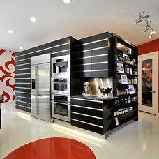 Modern Kitchen by Panache Interiors