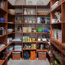 Traditional Kitchen by A Closet Case