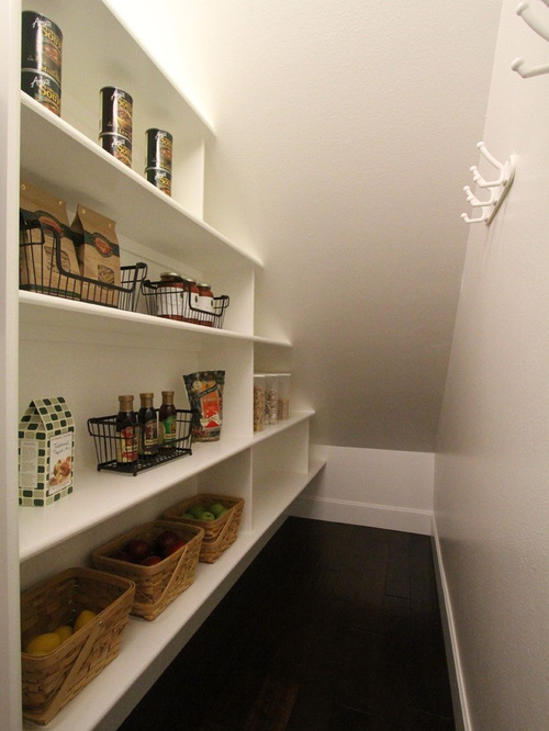 Under Stairs Kitchen Storage find this pin and more on kitchen under stair pantry Saveemail