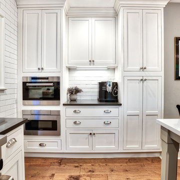 Pantry and Coffee Nook