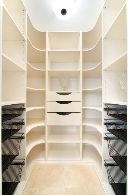 Traditional  by Closet Organizing Systems