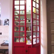 Stock Up on These Stylish Pantry Door Ideas