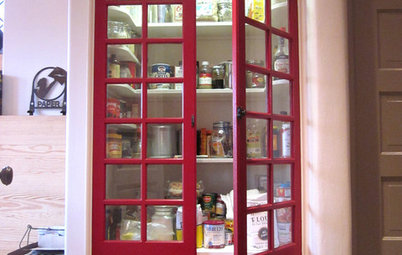 Stock Up on These Stylish Pantry Door Ideas