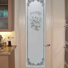 Kitchen by Sans Soucie Art Glass