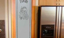 Pantry Doors - Sans Soucie Vino Glass Pantry Door