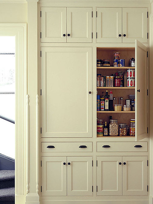 Shallow Pantry Cabinets | Houzz