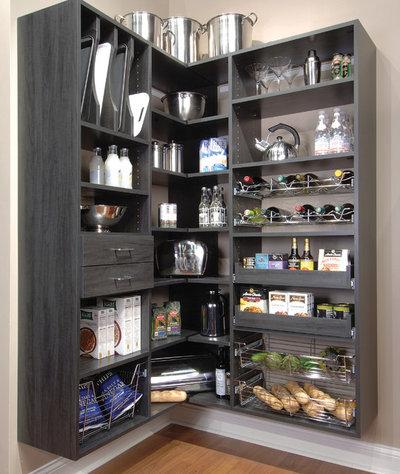 Farmhouse Kitchen by Diamante Storage Solutions