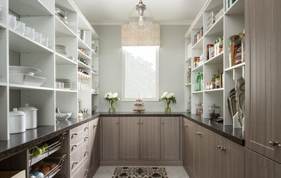Storage Goals: What to Do if Your Kitchen Doesn't Have a Pantry