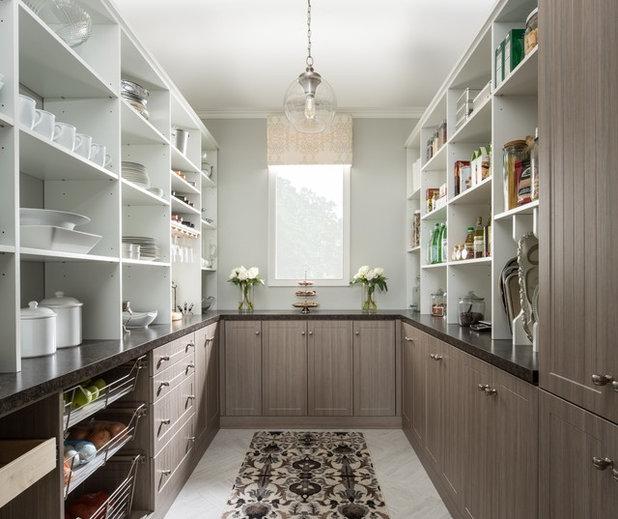 Farmhouse Kitchen by The Organized Home