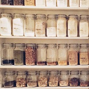 Pantry wall - Farmhouse kitchen - Berkeley, CA