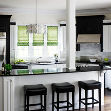 Contemporary Kitchen by Kristin Drohan Collection and Interior Design
