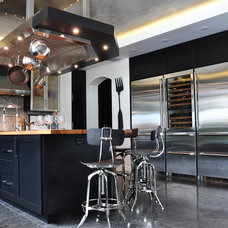 Contemporary Kitchen by Wolfe Rizor Interiors