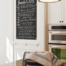 Modern Kitchen by June DeLugas Interiors