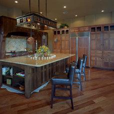 Modern Kitchen by Rob Sanders Designer - Custom Home/Remodel Design