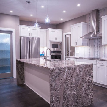 Parade of Homes Kitchen Remodel