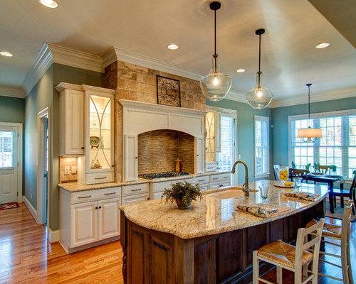 mesmerizing kitchen island granite countertop | Granite Countertop Kitchen Island | Houzz