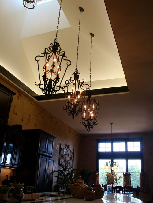 Parade of Homes Spanish Colonial styling