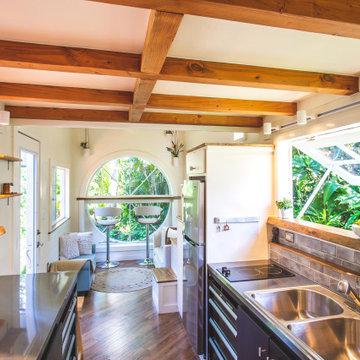 Paradise Tiny Homes LLC- The Oasis Tiny Home
