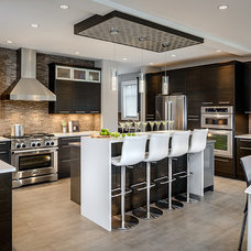Contemporary Kitchen by Jenny Martin Design