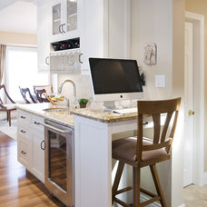 Transitional Kitchen by Paragon Kitchens