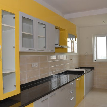 Parallel Modular Kitchens In India