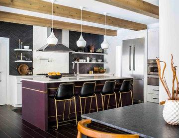 Paran Valley kitchen