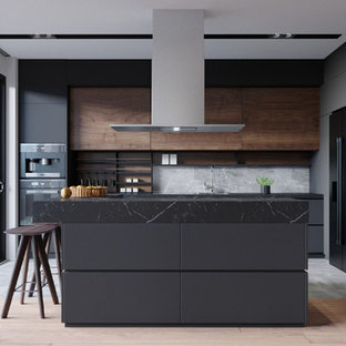 75 Most Popular Kitchen With Black Cabinets Design Ideas For 2019