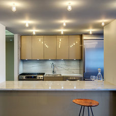 Modern Kitchen by Lilian H. Weinreich, Architects