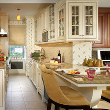 Eclectic Kitchen by Caryn A. Rosen