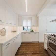 Contemporary Kitchen by Manhattan Renovations