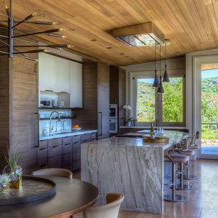 Park City Contemporary Kitchen and Bathro