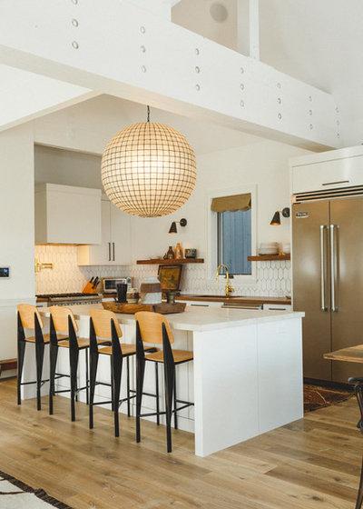 Contemporary Kitchen by Brian David Roberts | Interior Planning & Design