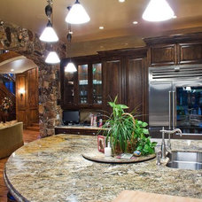 Contemporary Kitchen by Utah Real Estate