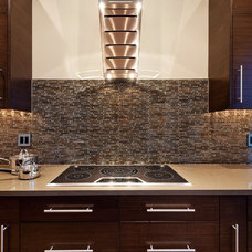 Contemporary Kitchen by CD Construction, Inc.