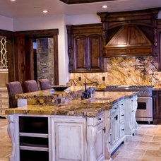 Traditional Kitchen by Utah Real Estate