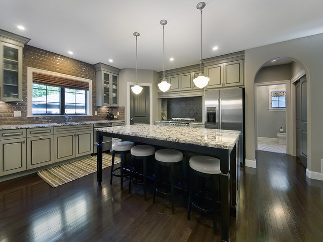 Traditional Kitchen by Lowery Design Group