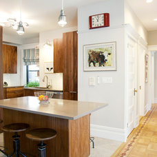 Contemporary Kitchen by Fox Force Five Construction