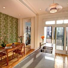 Eclectic Kitchen by Ben Herzog