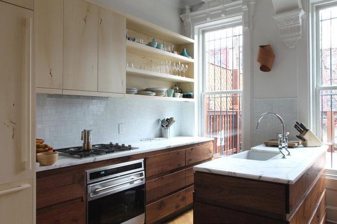 Contemporary Kitchen by Maletz Design