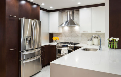 The 100-Square-Foot Kitchen: No More Cramped Conditions