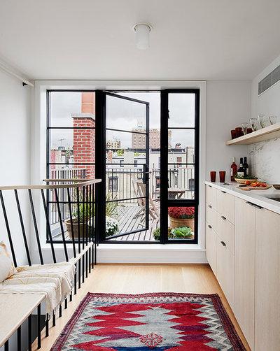 Scandinavian Kitchen by Dynamic Architectural Windows & Doors