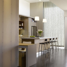 Contemporary Kitchen by Ken Gutmaker Architectural Photography