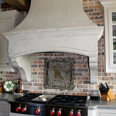 Traditional Kitchen by Stephen B. Chambers Architects, Inc.