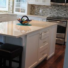 Modern Kitchen by The Design Studio Inc.