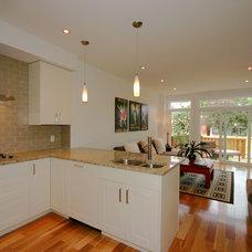 Contemporary Kitchen by Vanderwal Builds
