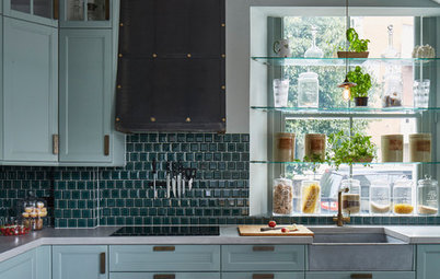 11 Ways To Spend Less on Kitchen Cabinets