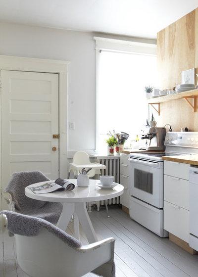 Scandinavian Kitchen by Jenn Hannotte / Hannotte Interiors
