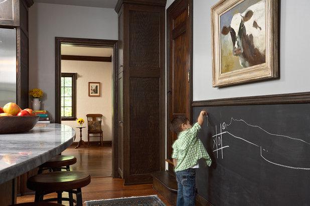 Vernice lavagna idee per pitturare casa - Pittura in cucina ...