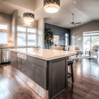 East Vail Residence Transitional Kitchen Denver By